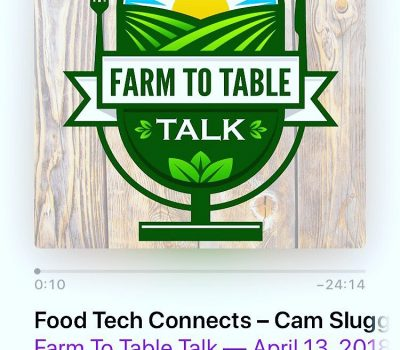Farmers Market Podcast